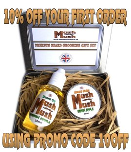 10% off your first beard products order